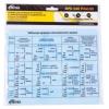 Коврик для мышки Ritmix MPD-020 English (со шпаргалкой по английскому языку), купить за 245руб.