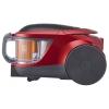 Пылесос LG VK76A01ND, красный, купить за 5965руб.