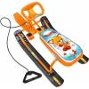 Снегокат Ника Тимка спорт 2 с лисенком, оранжевый, купить за 1640руб.