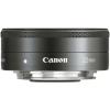 Объектив Canon EF-M 22mm f/2 STM, черный, купить за 17 480руб.