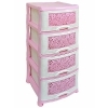 Альтернатива Орнамент, бело/розовый, купить за 1 200руб.