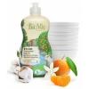 BioMio Bio-Care с эфирным маслом мандарина, экстрактом хлопка и ионами серебра 450 мл, купить за 150руб.
