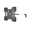 Кронштейн для телевизора Hama Tilt TV Premium черный, купить за 4415руб.