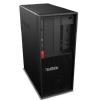 Фирменный компьютер Lenovo ThinkStation P330 (30C5002HRU), черный, купить за 61 935руб.