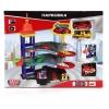 Игрушки для мальчиков Технопарк Парковка 3 уровня (32524-R) в коробке, купить за 1365руб.