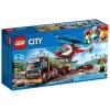 Конструктор Lego City  Перевозчик вертолета (60183), купить за 1 845руб.
