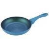 Сковорода Bekker Intense 22 см, синяя, купить за 835руб.