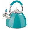 Чайник для плиты Rondell Turquoise (ST) RDS-939 (2,0л), бирюзовый, купить за 2 075руб.