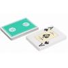 Игральные карты Fournier 818 Casino Europe, зеленая рубашка, купить за 290руб.