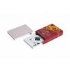 Игральные карты Partida Monte Carlo, 100% пластик, купить за 200руб.