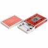 Игральные карты Partida 4 Aces, красная рубашка, купить за 50руб.