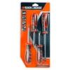 Набор инструментов 4 отвертки Black+Decker BDHT0-66429, сталь, купить за 1 060руб.
