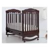 Детская кроватка Гандылян Шарлотта Люкс К-2003-2 (качалка), махагон, купить за 16 590руб.