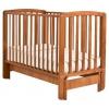 Детская кроватка Angela Bella Бьянка (маятник), вишня, купить за 8 820руб.