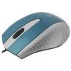 Мышка Defender MM-920 USB сине-серая, купить за 295руб.
