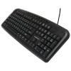 Клавиатура Nakatomi KN-11U USB, черная, купить за 675руб.