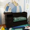 Детская кроватка Valle Allegra Comfort (трансформер), венге, купить за 11 685руб.