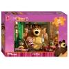 Пазл Step puzzle Маша и Медведь (91211) 35 maxi, купить за 315руб.