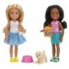 Куклу Barbie Челси в наборе 2 шт, купить за 1180руб.