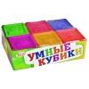 Игрушку Весна Умные кубики (В1729) 6шт, купить за 285руб.