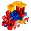 Игрушки для мальчиков Форма, паровозик Ромашка ДС (С-117-Ф), купить за 300руб.