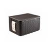 Контейнер для хранения Curver 03619-210 Rattan Style Box M, тёмно-коричневый, купить за 745руб.