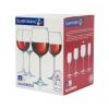 Стакан LUMINARC АЛЛЕГРЕСС Набор фужеров для вина 4шт 420мл (J8166), купить за 460руб.