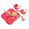 Игрушки для девочек Mary Poppins Набор для готовки с подносом Карамель (39496) 19 предметов, купить за 395руб.