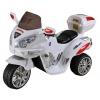 Электромобиль RiverToys Moto HJ 9888, белый, купить за 7 150руб.