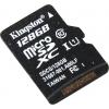 Карту памяти Kingston SDCS/128GBSP 128 Гб UHS-I U1, купить за 1395руб.