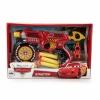 Оружие игрушечное Бластер Играем вместе Тачки с мягкими патронами (B353790-R), купить за 300руб.