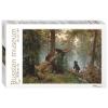 Пазл Step puzzle Русские музеи Утро в сосновом лесу (79218) , элементов: 1000 шт., купить за 295руб.