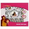 Игрушки для девочек Набор посуды Играем вместе Маша и Медведь CH0034-R, купить за 345руб.