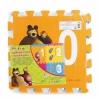 Детский коврик пазл Играем вместе Маша и Медведь Математика (FS-NUM-03-MM), купить за 855руб.