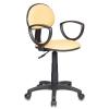 Компьютерное кресло Бюрократ CH-213AXN/15-155, желтое, купить за 2 790руб.