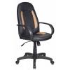 Компьютерное кресло Бюрократ CH-826/B+BG, черное с бежевыми вставками, купить за 5 490руб.