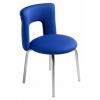 Компьютерное кресло Бюрократ KF-1/INDIGO26-21, синее, купить за 2 590руб.