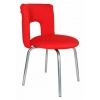 Компьютерное кресло Бюрократ KF-1/RED26-22, красное, купить за 2 590руб.