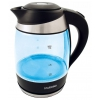Электрочайник Starwind SKG2218, голубой/черный, купить за 1 200руб.