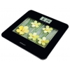 Напольные весы Scarlett SC-BS33E002 BK/YW flowers, желтый рисунок, купить за 2 060руб.