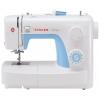 Швейная машина Singer Simple 3221, белая, купить за 8 040руб.
