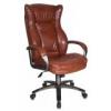 Компьютерное кресло Бюрократ CH-879DG коричневое, купить за 9 990руб.