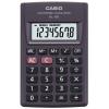 Калькулятор Casio HL-4A 8-разрядный, Черный, купить за 130руб.