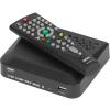 Ресивер BBK SMP018HDT2, темно-серый, купить за 1 235руб.