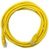 Aopen UTP 5е 2м, жёлтый, купить за 540руб.