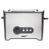 Тостер UNIT UST-020, 900 Вт, купить за 1 930руб.