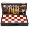 Настольная игра Играем вместе 4-в-1 (шахматы, шашки, нарды, карты), купить за 260руб.