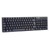 Клавиатура Perfeo Domino PF-8801, USB, черная, купить за 370руб.
