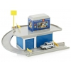 Игрушки для мальчиков Технопарк гараж-паркинг, машинка 7,5 см (2201A-R), купить за 655руб.