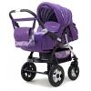 Коляска Teddy Bart-Plast DIANA PKLO DD01 violet, купить за 12 540руб.
